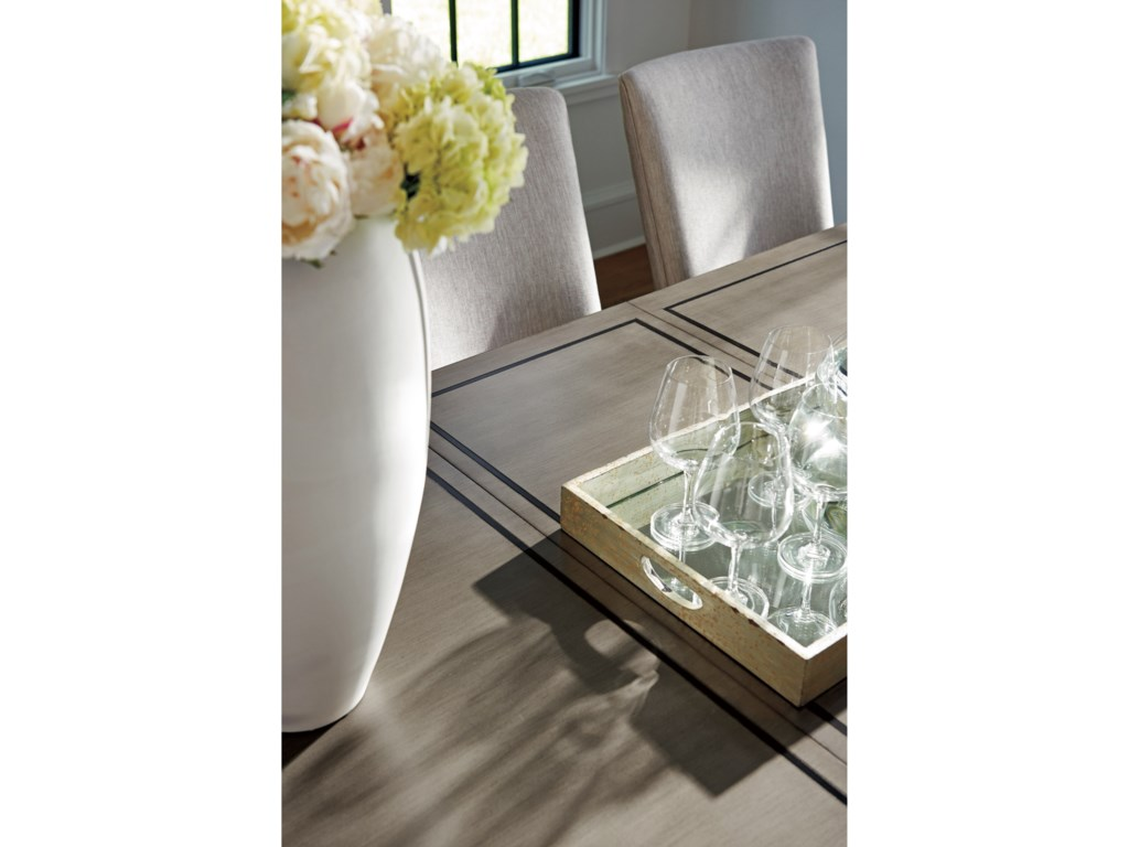 Lexington ArianaChateau Rectangular Dining Table