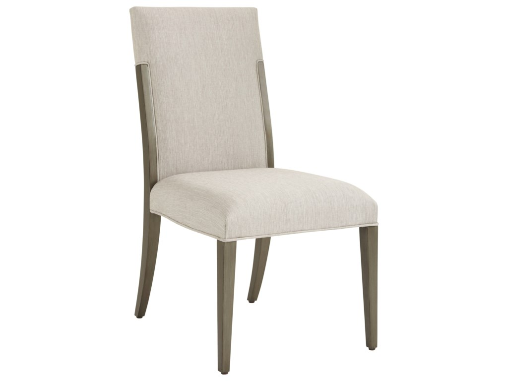 Lexington ArianaSaverne Upholstered Side Chair (married)