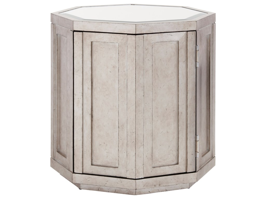 Lexington ArianaRochelle Octagonal Storage Table