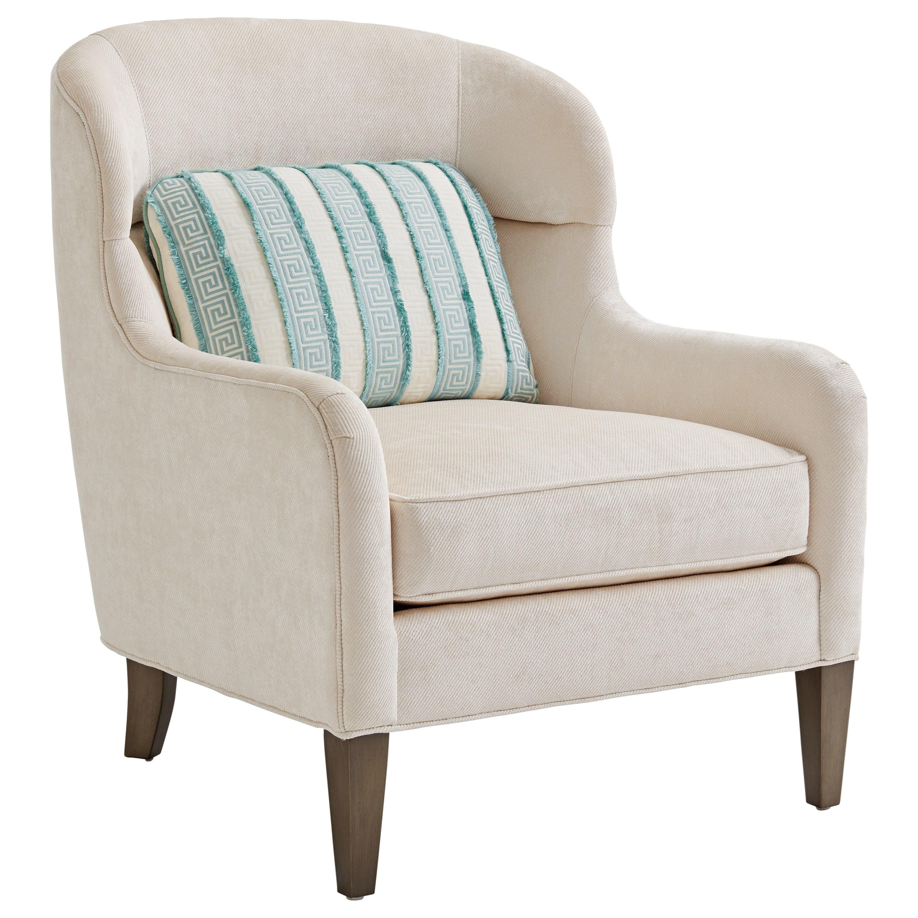 Chaffery Barrel Back Lounge Chair