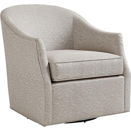 Escala Swivel Chair