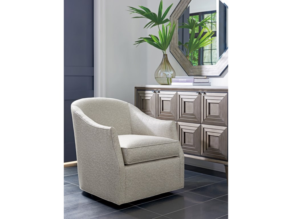 Lexington ArianaEscala Swivel Chair