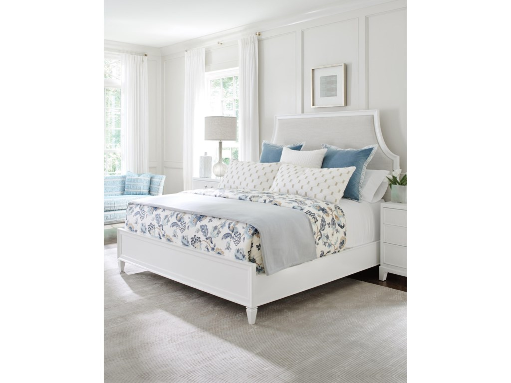 Lexington AvondaleInverness Upholstered Bed 5/0 Queen