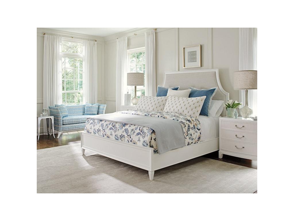 Lexington AvondaleInverness Upholstered Bed 6/6 King