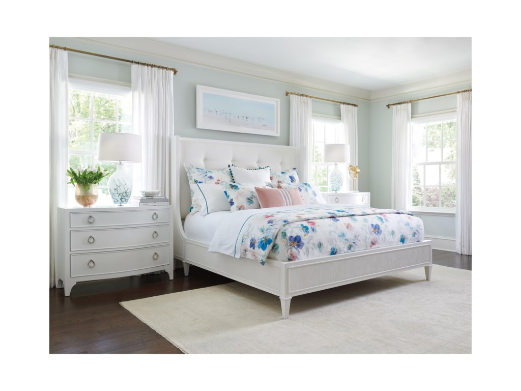 Lexington AvondaleArlington Platform Bed California King