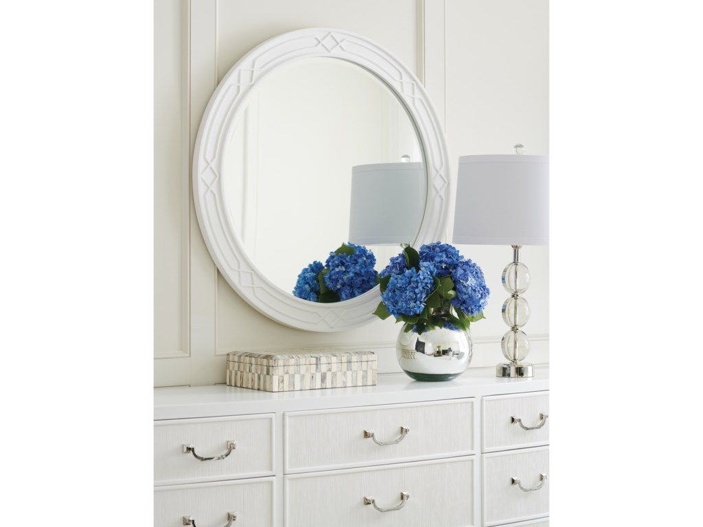 Lexington AvondaleSilver Lake Dresser & Mirror Set