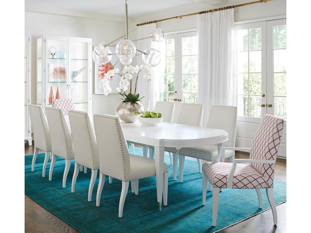 Lexington Avondale11 Piece Dining Set