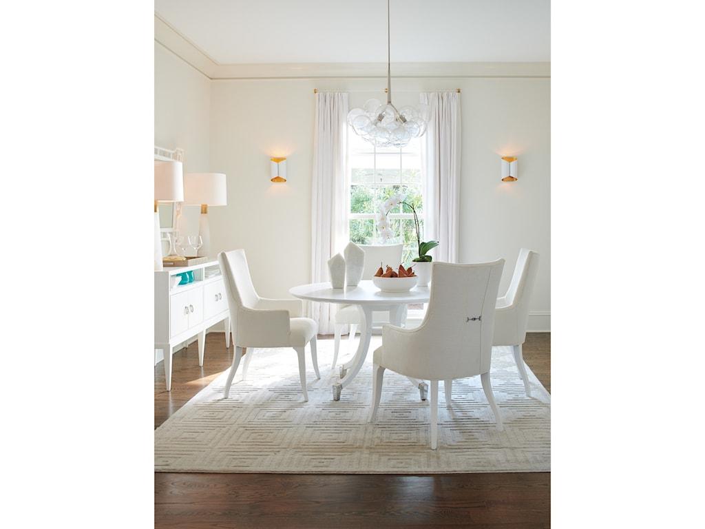 Lexington AvondaleGeneva Upholstered Arm Chair