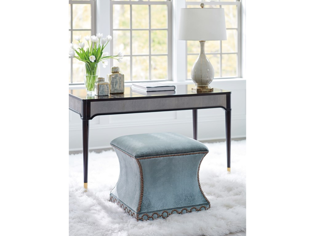 Lexington CarlyleMerino Ottoman