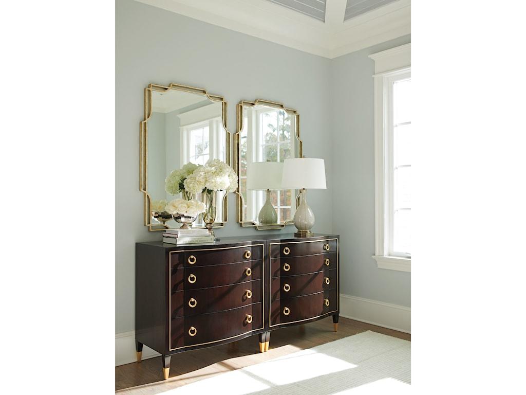 Lexington CarlyleAstor Bunching Single Dresser