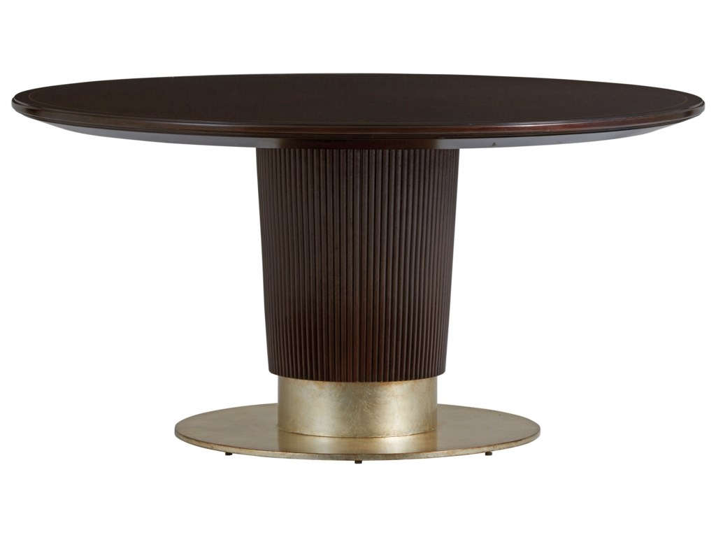 Lexington Carlyle 736 875c Waldorf 32 Inch Round Dining