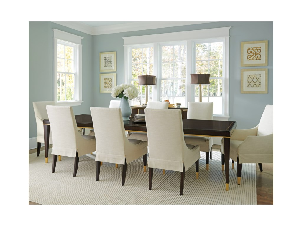 Lexington Carlyle9 Piece Dining Set