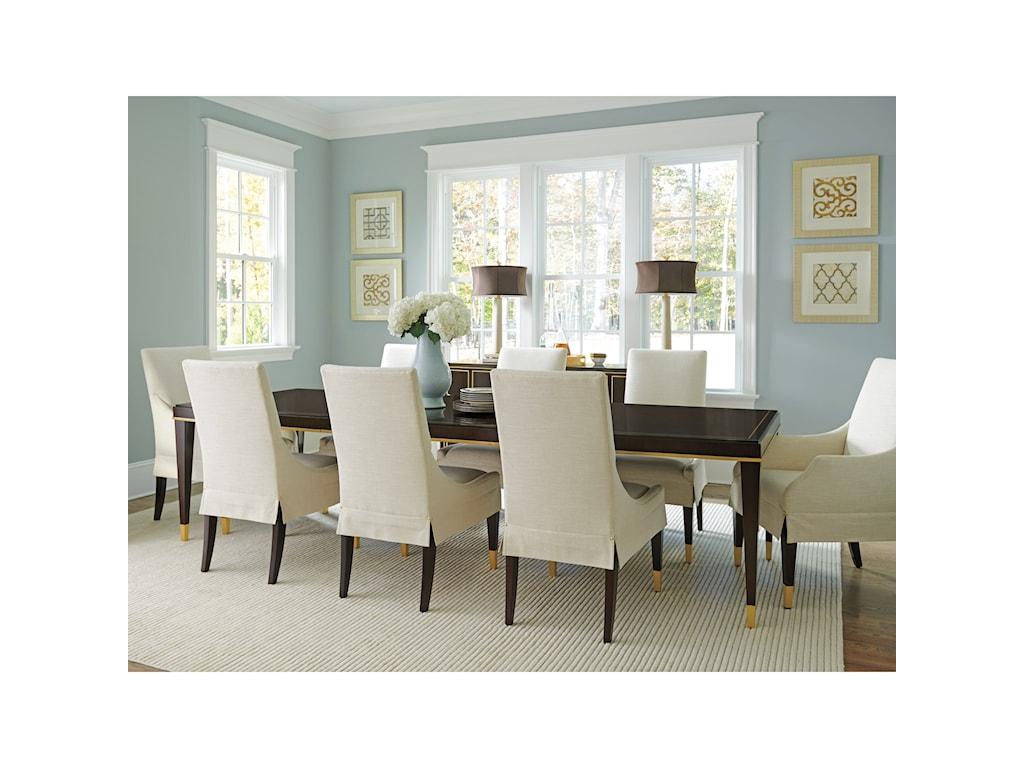 Lexington CarlyleManhattan Rectangular Dining Table