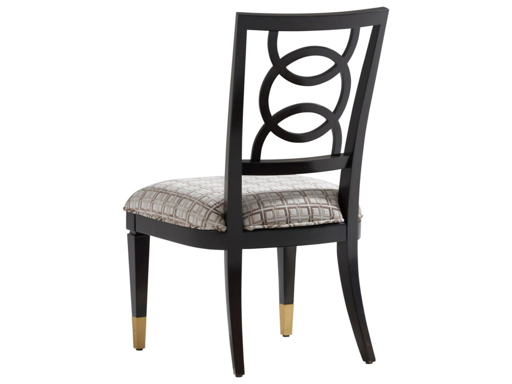 Lexington CarlylePierce Upholstered Side Chair - Custom