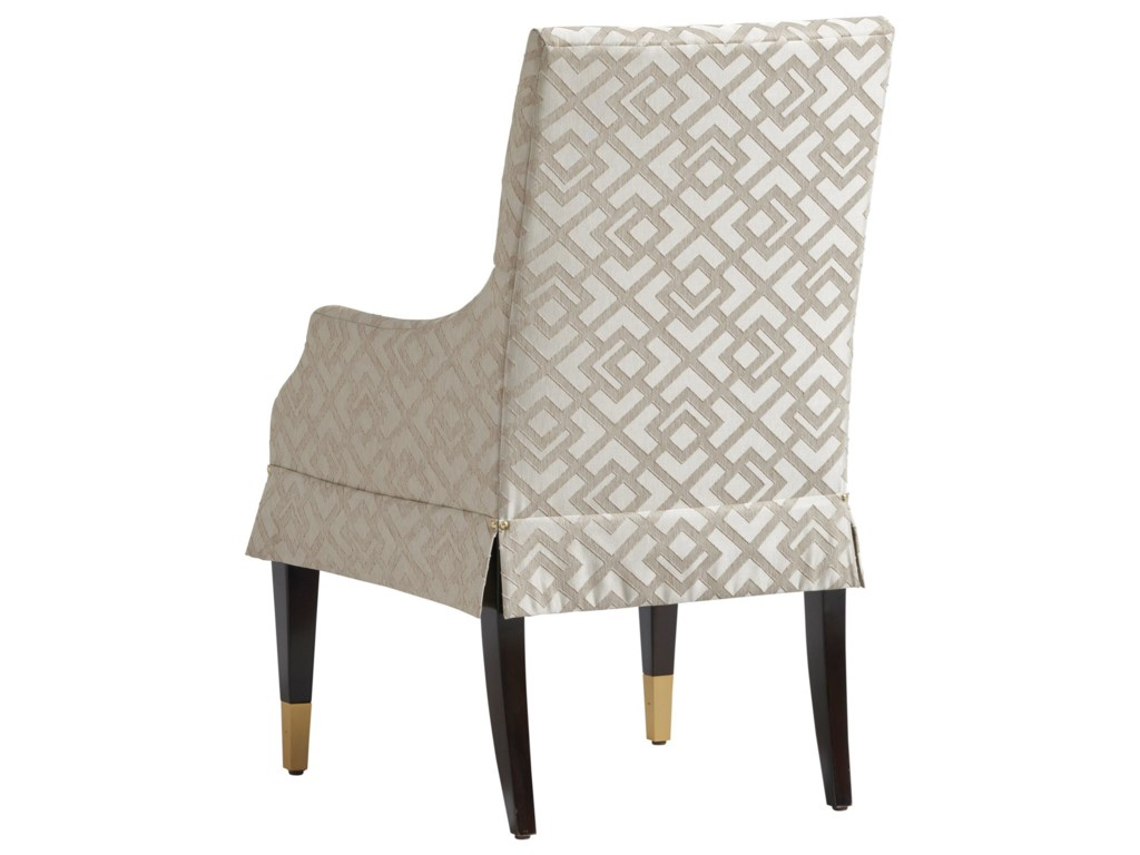 Lexington CarlyleMonarch Upholstered Arm Chair - Custom