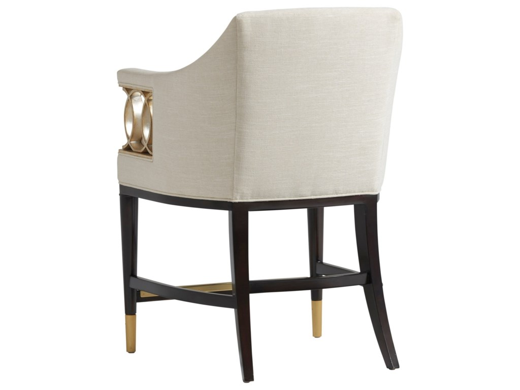 Lexington CarlyleHemsley Upholstered Counter Stool