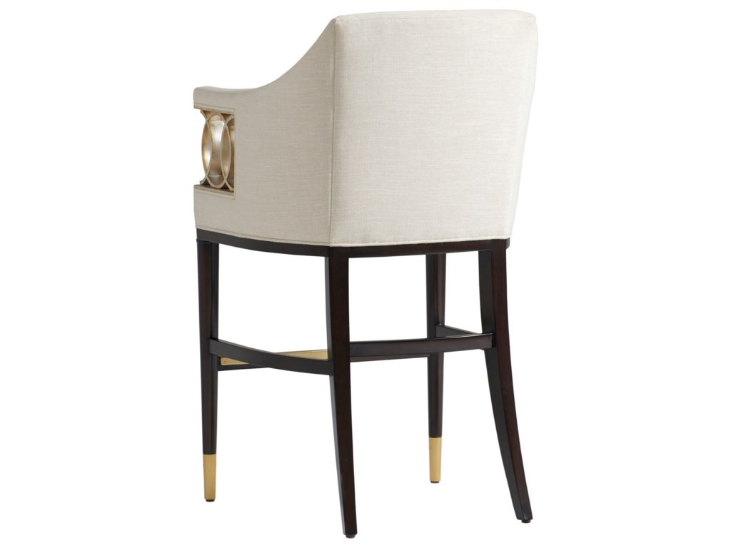 Lexington CarlyleHemsley Upholstered Bar Stool