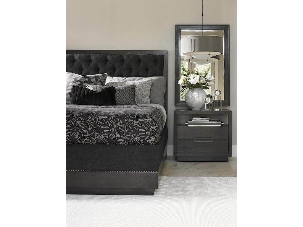 Lexington CarreraComplete 5/0 Maranello Upholstered Bed