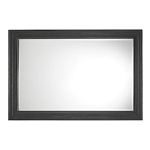 Lexington Carrera Volante Rectangular Wall Mirror