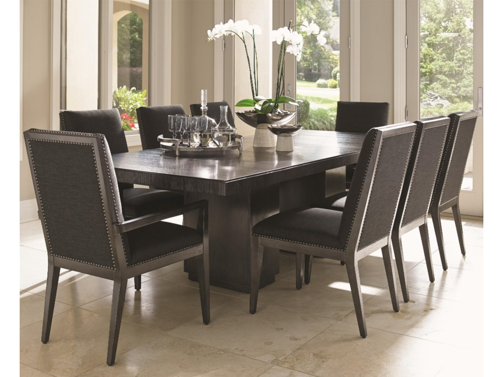 Lexington CarreraModena 9 Pc Dining Set