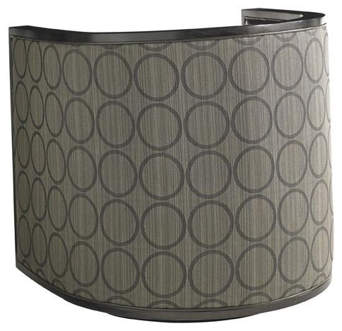 Contrasting Back Fabric (Full Leather Also Available)