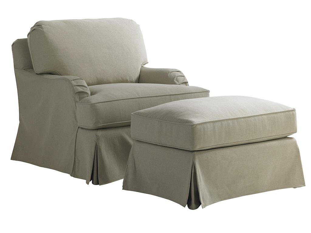 Lexington Coventry HillsStowe Slipcover Chair