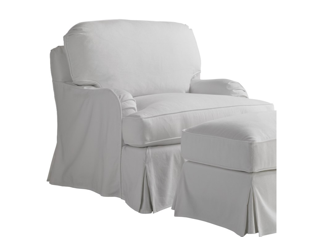 Lexington Coventry HillsStowe Slipcover Chair