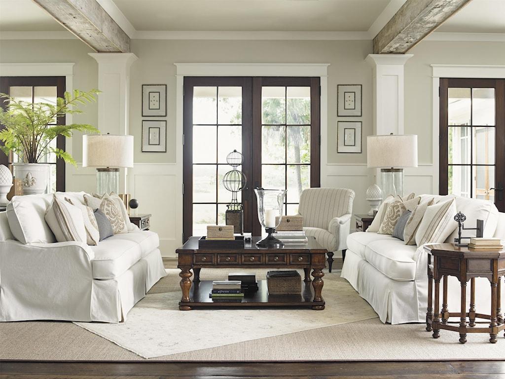 Lexington Coventry HillsStowe Slipcover Sofa