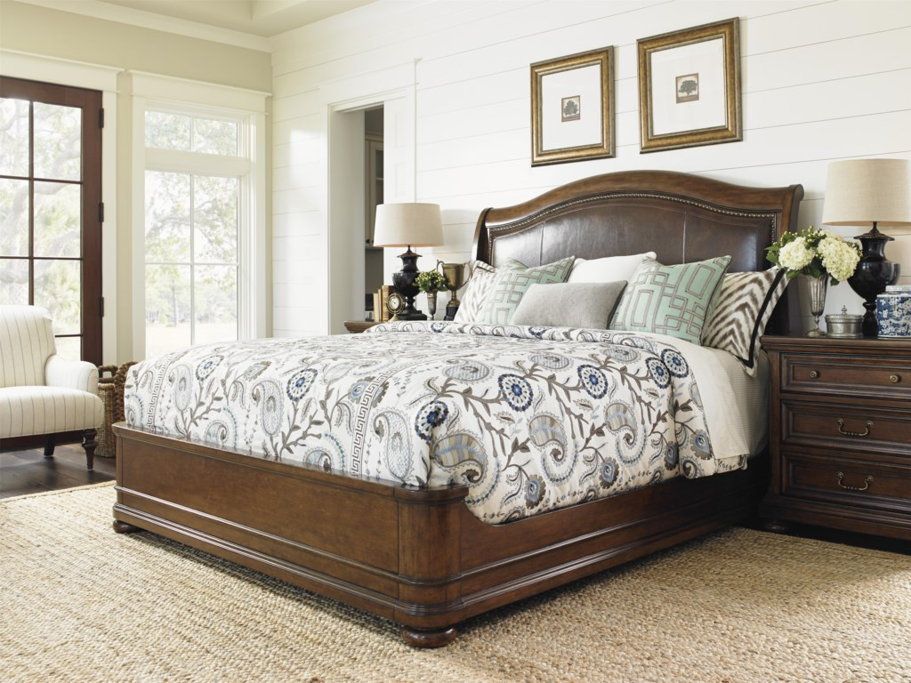 Lexington Coventry HillsCK Chandler Mills Upholstered Bed