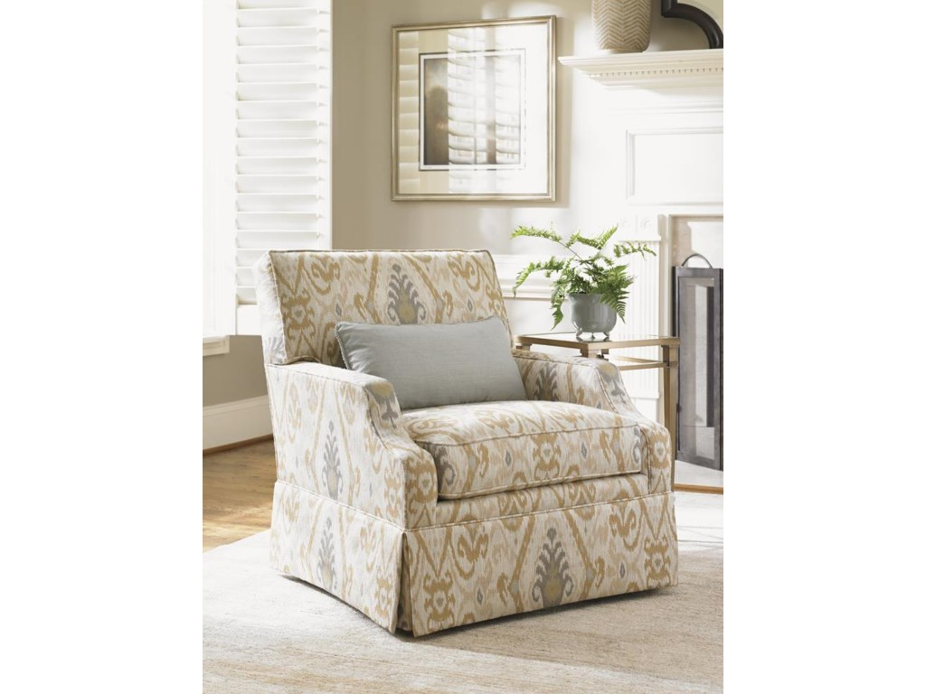Lexington Kensington PlaceCourtney Swivel Chair
