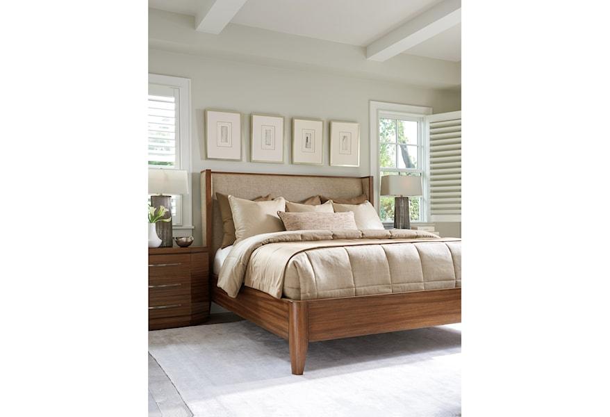 Lexington Kitano King Bedroom Group Hudson S Furniture Bedroom Groups