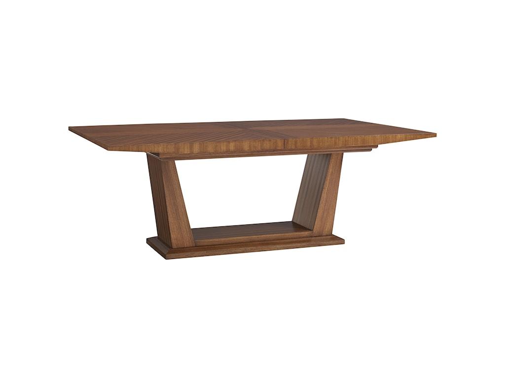 Lexington KitanoCaldera Rectangular Dining Table