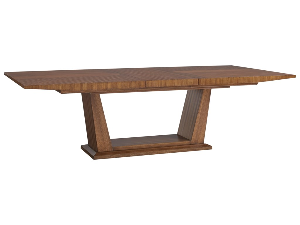 Lexington KitanoCaldera Rectangular Dining Table