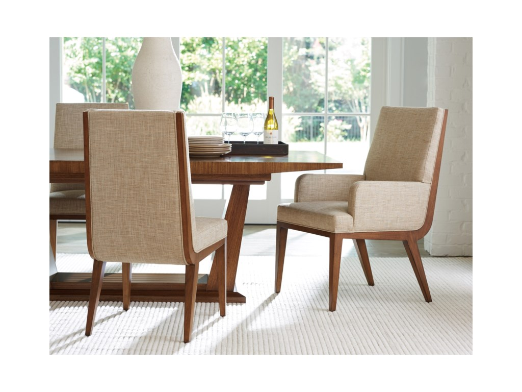 Lexington KitanoMarino Upholstered Arm Chair