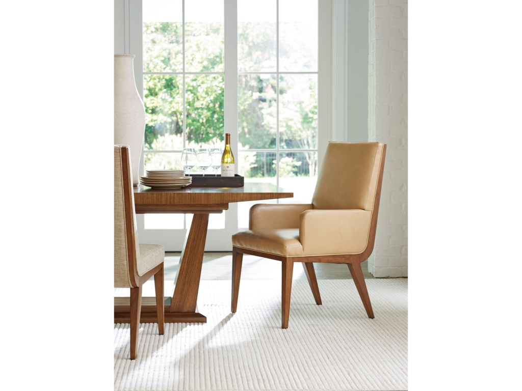 Lexington KitanoMarino Upholstered Arm Chair