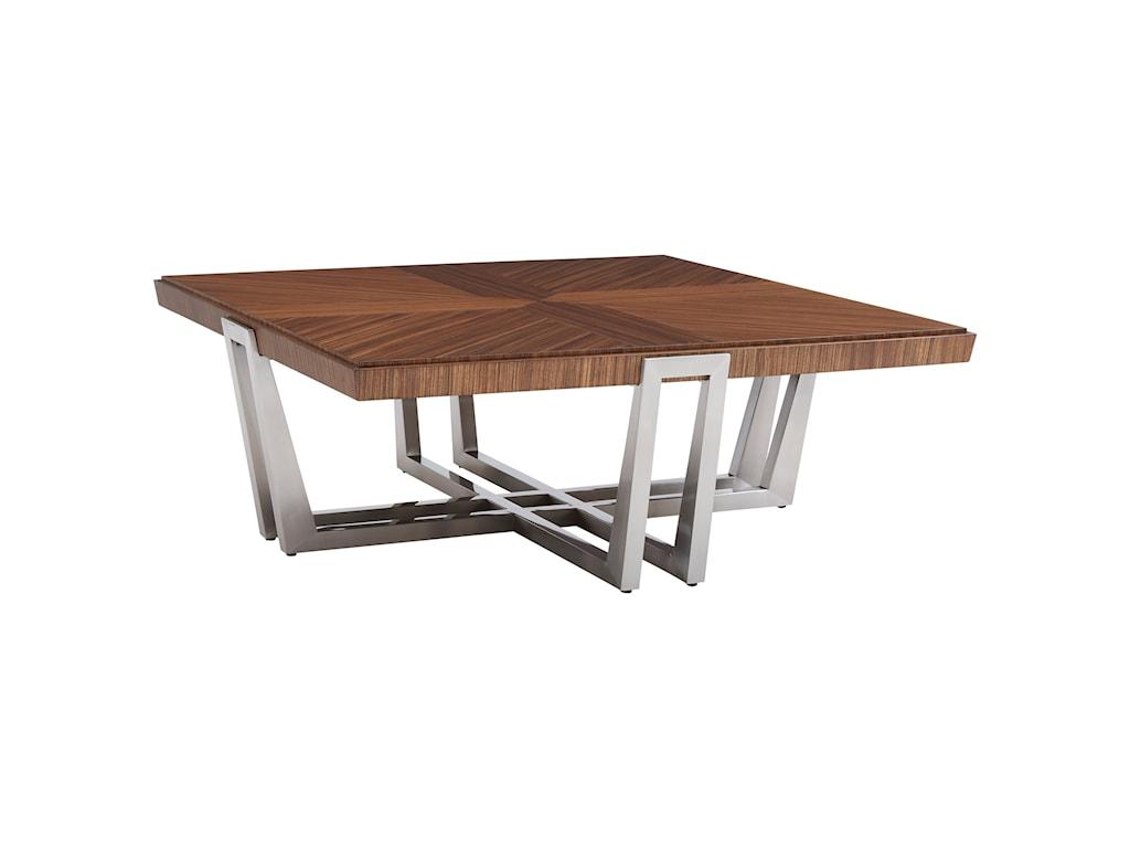 Lexington KitanoGianni Square Cocktail Table