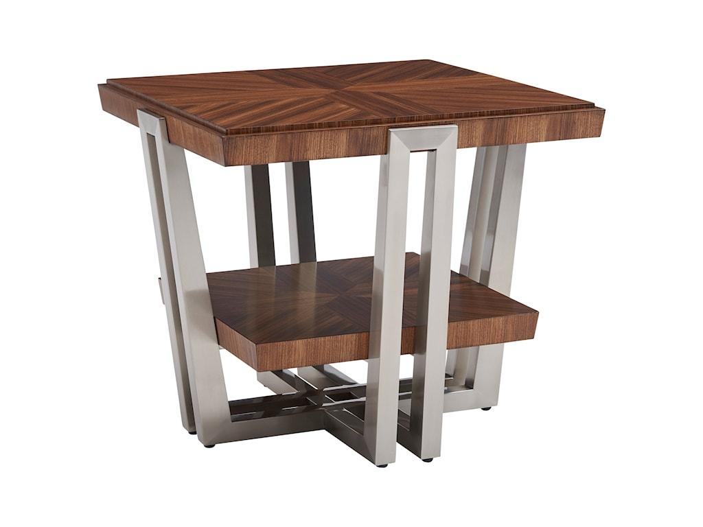 Lexington KitanoGianni Square End Table