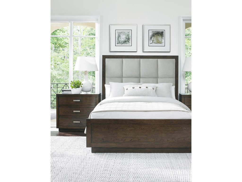 Lexington LAUREL CANYONCasa del Mar Upholstered Bed, 5/0 Queen