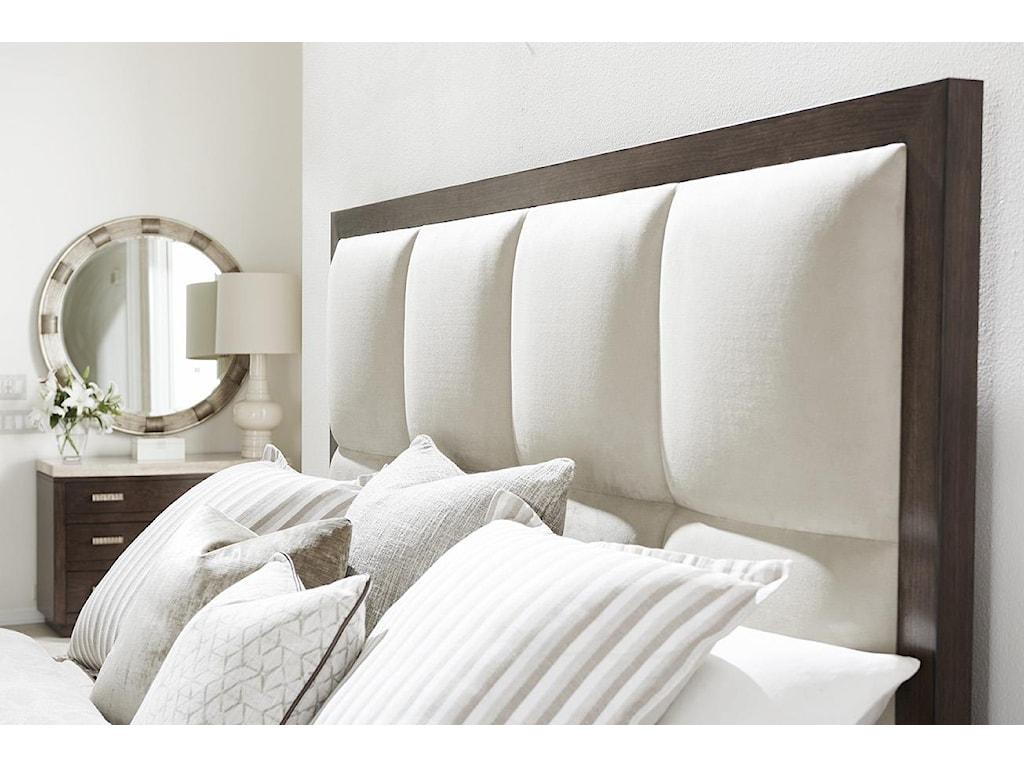 Lexington LAUREL CANYONCasa del Mar Upholstered Bed, 6/0 Cal Kg