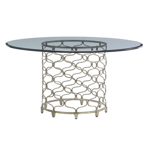 Lexington LAUREL CANYON Bollinger Dining Table with 60