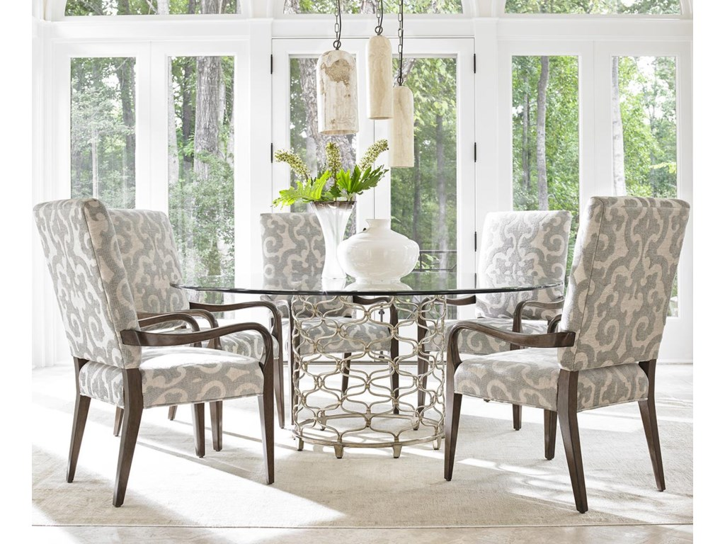 Lexington LAUREL CANYON6 Pc Dining Set