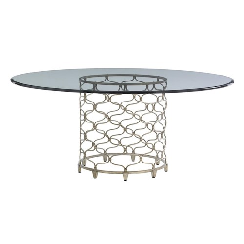 Lexington LAUREL CANYON Bollinger Dining Table with 72