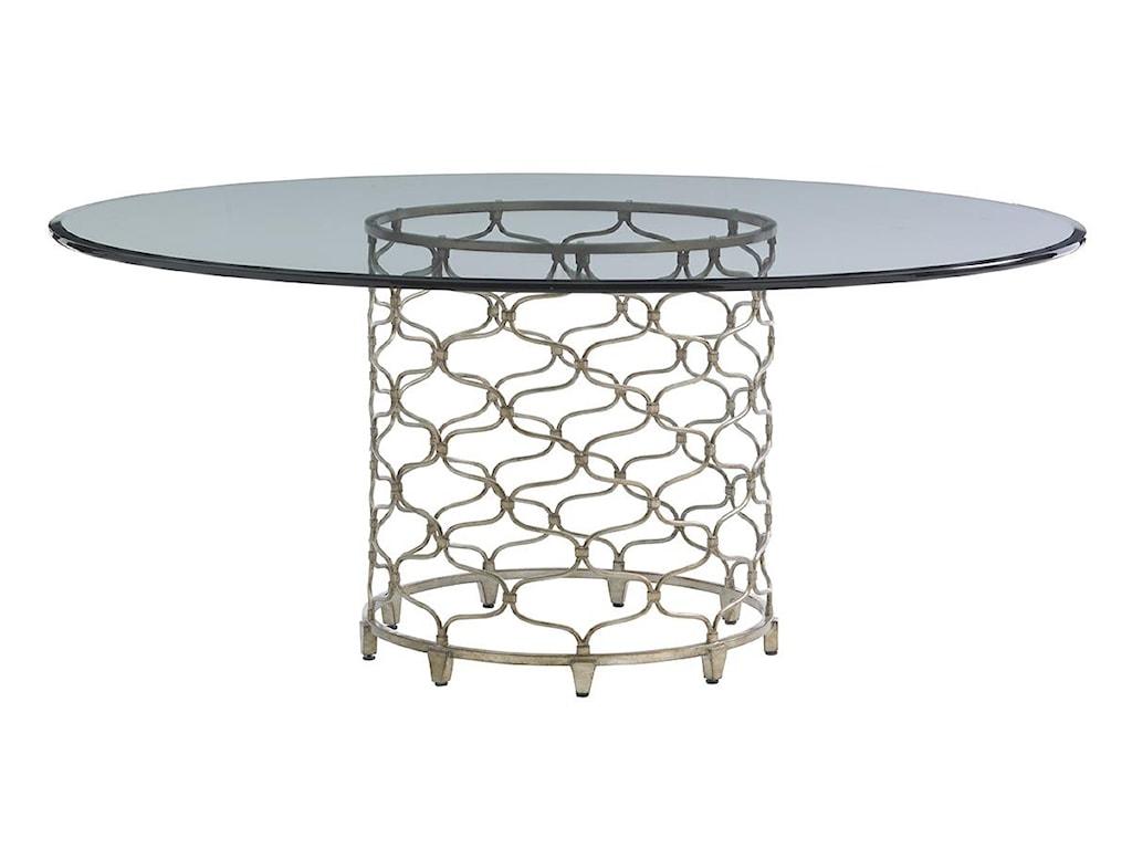 Lexington LAUREL CANYONBollinger Dining Table (72