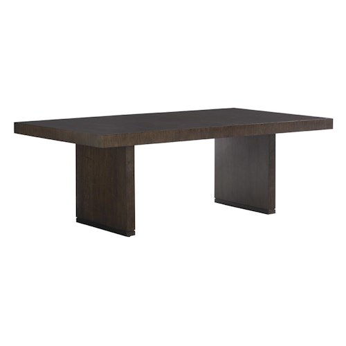 Lexington LAUREL CANYON San Lorenzo Rectangular Dining Table