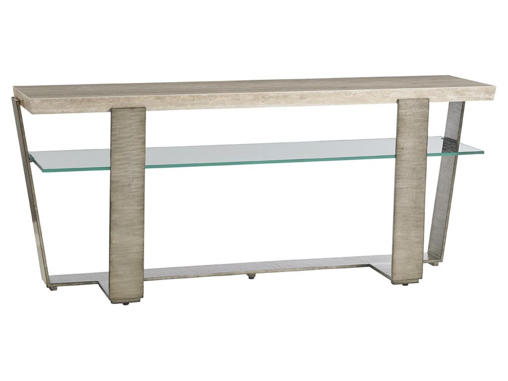 Lexington LAUREL CANYONGriffith Park Console Table