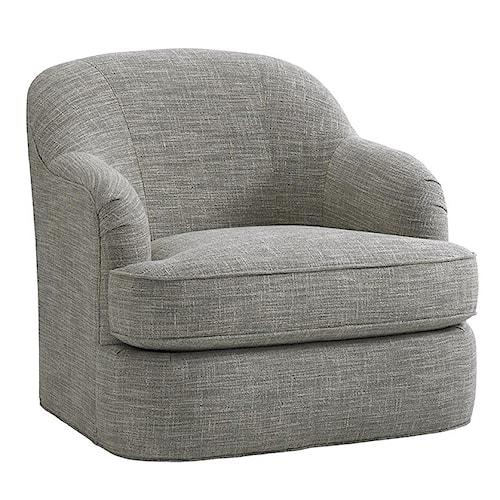 Lexington LAUREL CANYON Alta Vista Swivel Chair