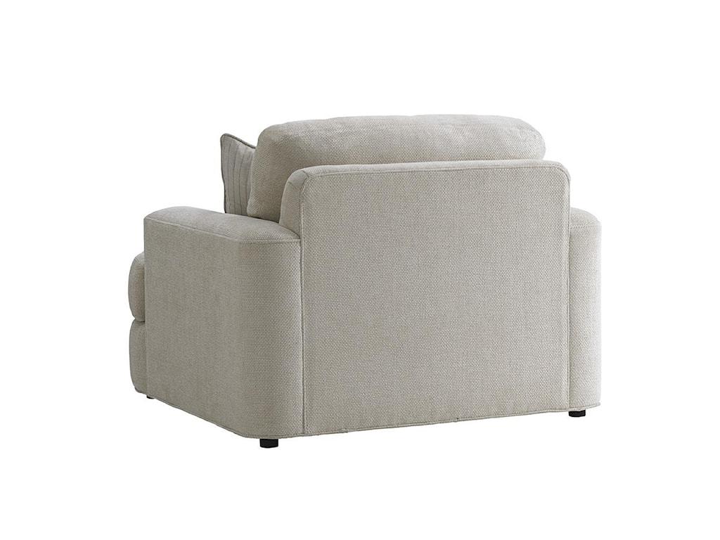 Lexington LAUREL CANYONHalandale Chair and Ottoman Set