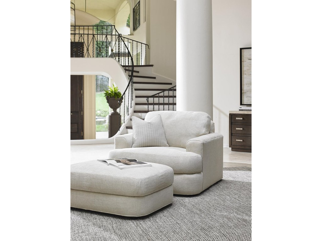Lexington LAUREL CANYONHalandale Ottoman