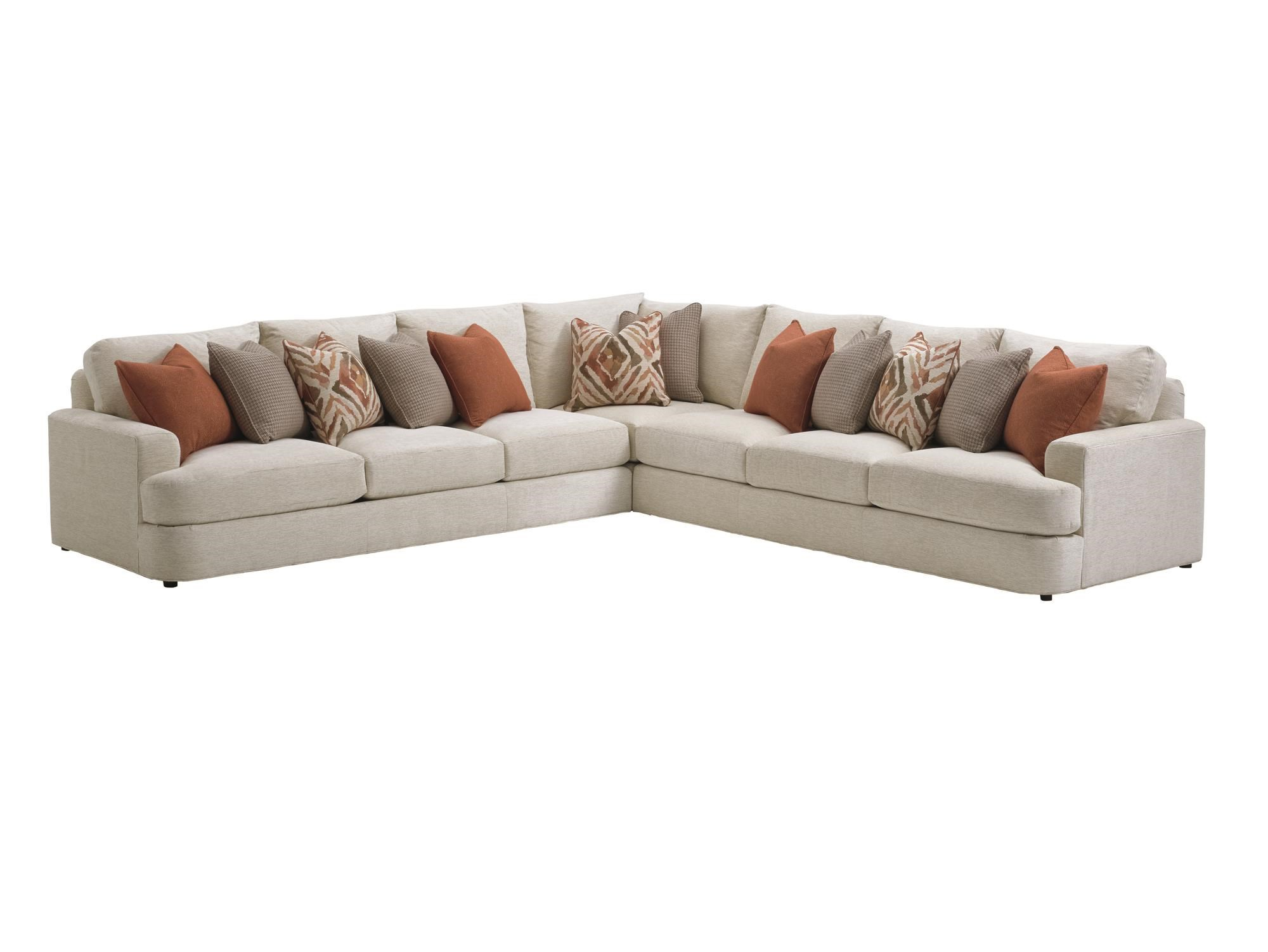 Lexington Laurel Canyon Halandale Three Piece Sectional