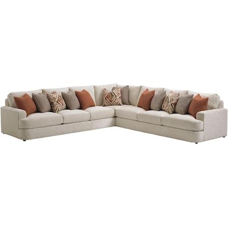 Halandale Sectional Sofa